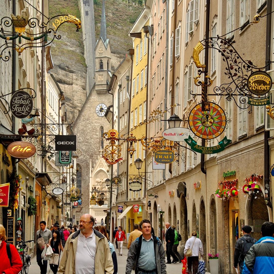 Salzburg - Tour Privado
