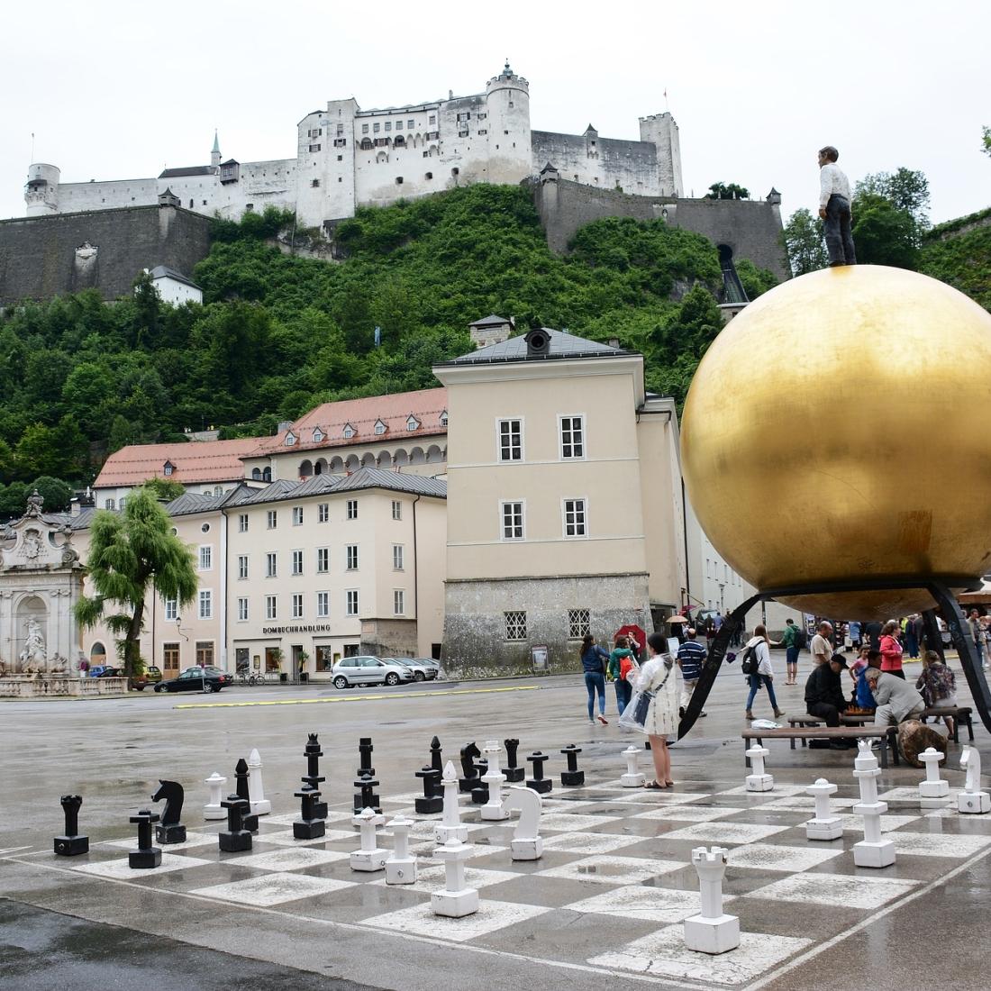 Salzburgo Tour Español