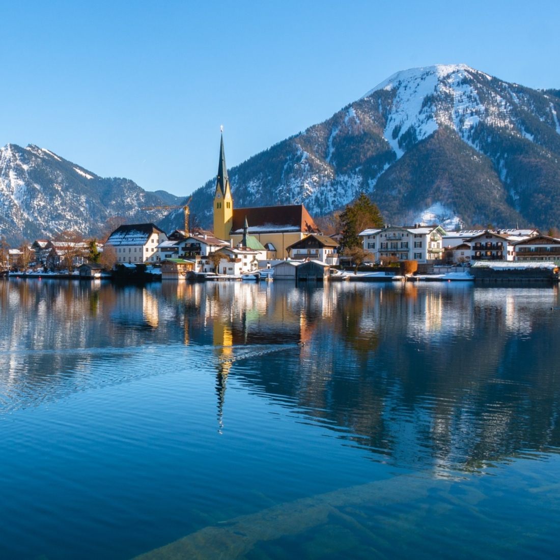 Lago Tergensee - Destino Tour