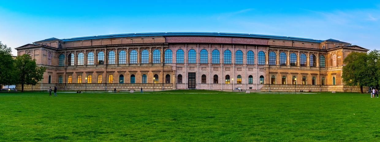 Múnich Cultural Pinacotecas