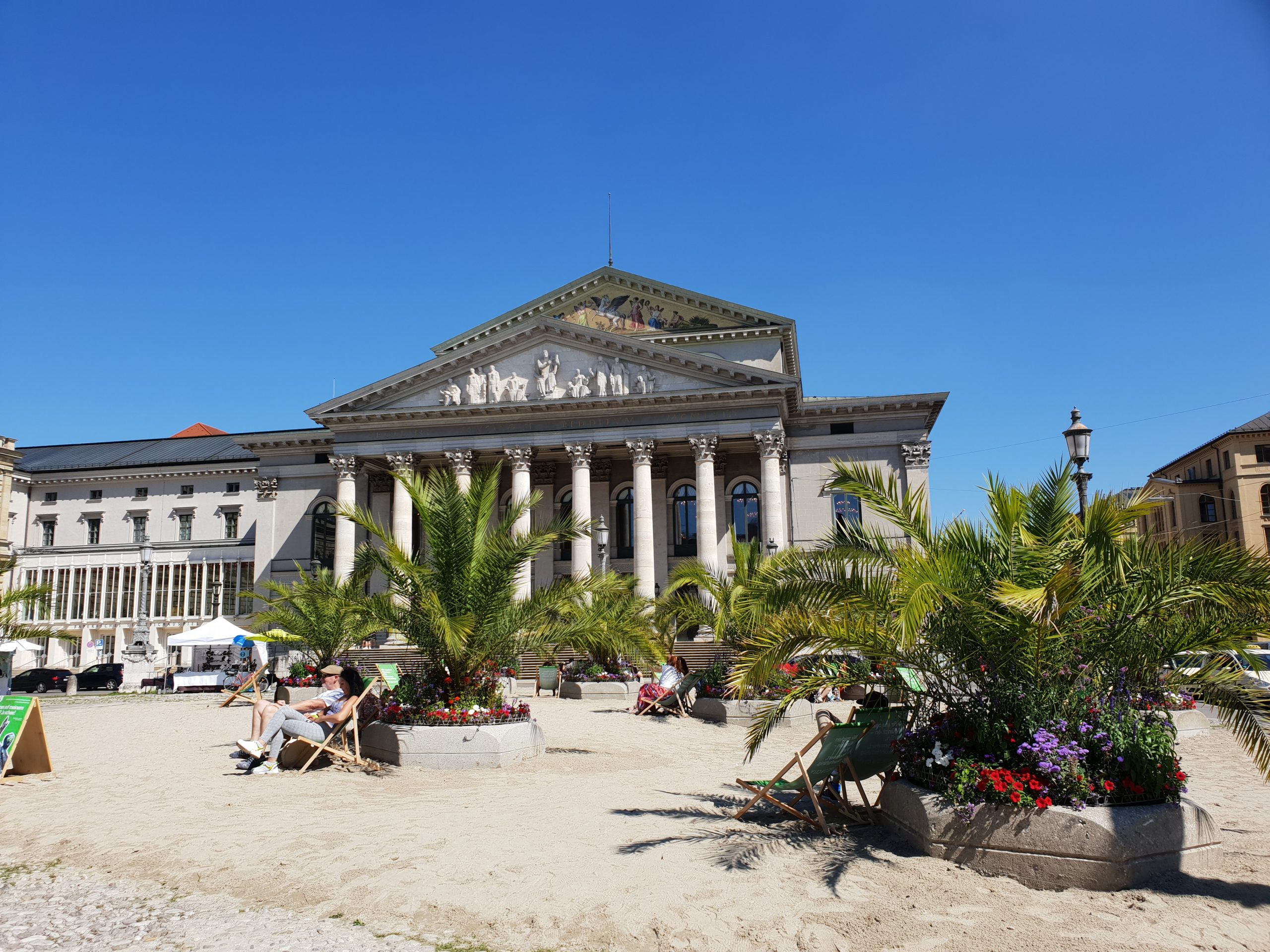 Jardín Palmeras Múnich Tours